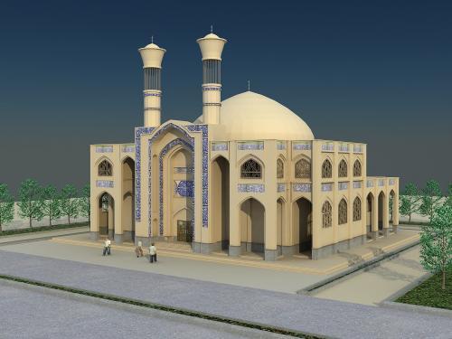 Jolfa Grand Mosque (2)