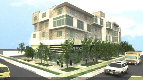 Sahand City Javaher Complex (1)
