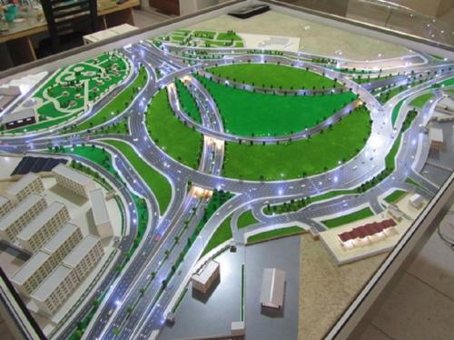 پلهای تقاطع غیرهمسطح میدان آذربایجان (2)