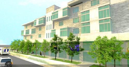 Sahand City Javaher Complex (2)
