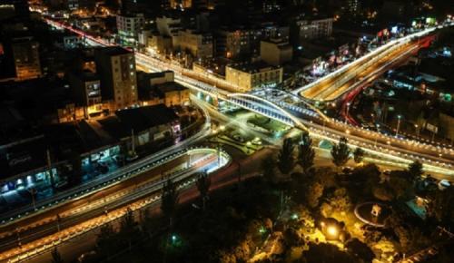 Shahid Hamid Bakeri Three levels  Intersection  (1)