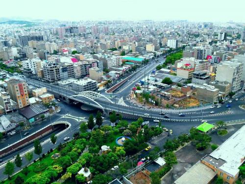 Shahid Hamid Bakeri Three levels  Intersection  (4)