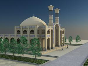 مسجد-جامع-جلفا-1